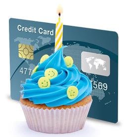 happy birthday from plastic?