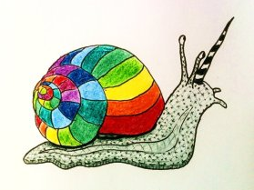 unicorn_rainbow_snail_by_maggielissel-d5veaw7