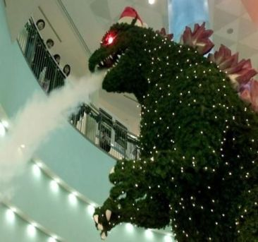 funny-Christmas-tree-Japan-Godzilla